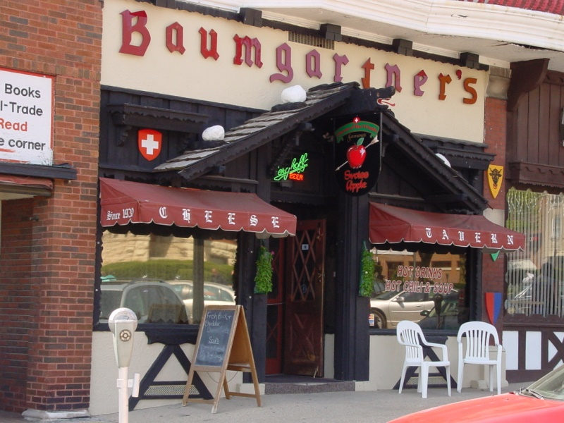 Baumgartner's Cheese Store & Tavern