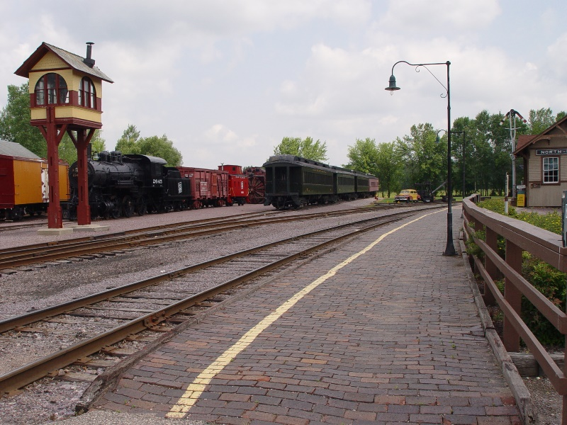 Mid Continent Railway Museum