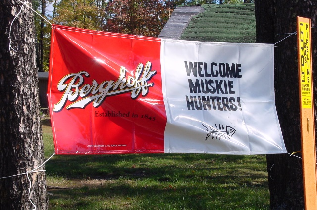 Berghoff Beer was a great sponsor for the tournament