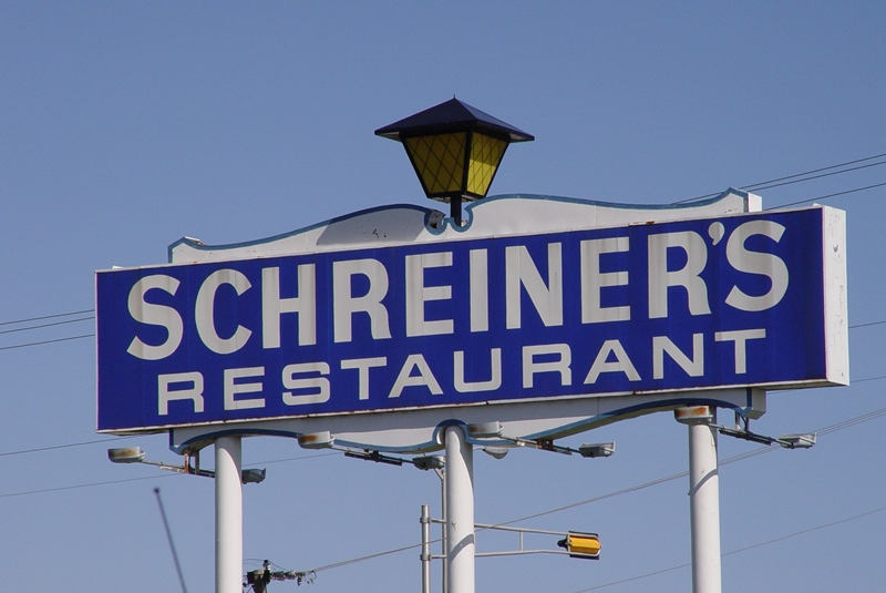 Stop in at Schreiner's for a great breakfast!